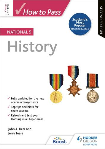 How to Pass National 5 History: Second Edition (Paperback)