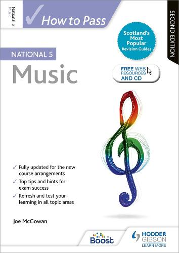 How to Pass National 5 Music: Second Edition (Paperback)