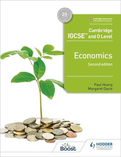 Cambridge IGCSE and O Level Economics 2nd edition (Paperback)