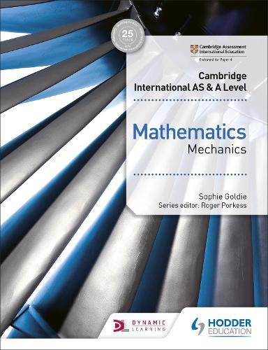 Cambridge International AS & A Level Mathematics Mechanics (Paperback)