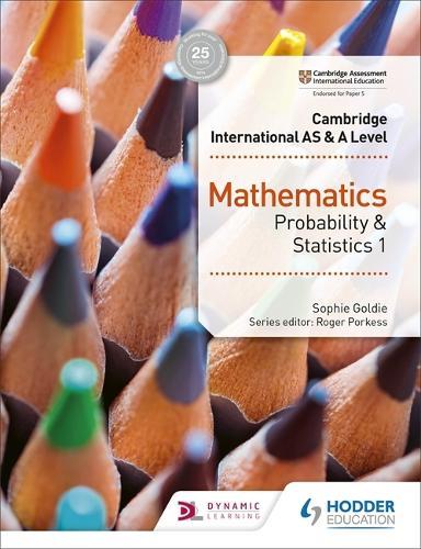 Cambridge International AS & A Level Mathematics Probability & Statistics 1 (Paperback)