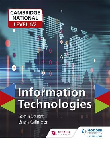 Cambridge National Level 1/2 Certificate in Information Technologies (Paperback)