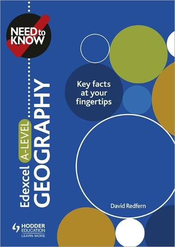 Need to Know: Edexcel A-level Geography (Paperback)