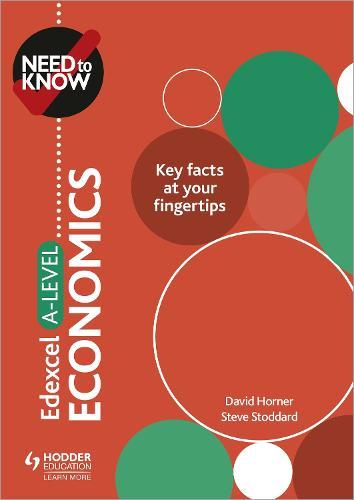 Need to Know: Edexcel A-level Economics (Paperback)