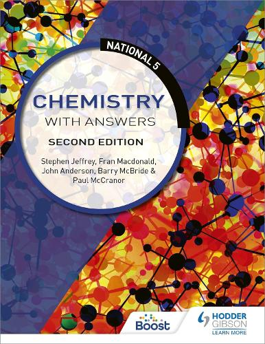 National 5 Chemistry with Answers: Second Edition (Paperback)