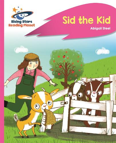 Reading Planet - Sid the Kid - Pink A: Rocket Phonics - Rising Stars Reading Planet (Paperback)