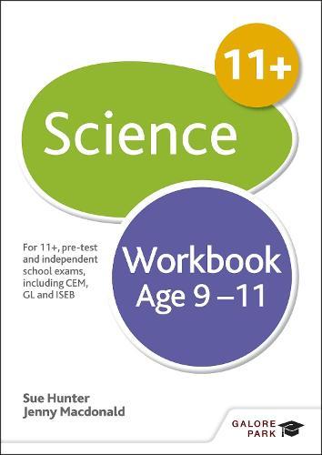 Science Workbook Age 9-11 (Paperback)