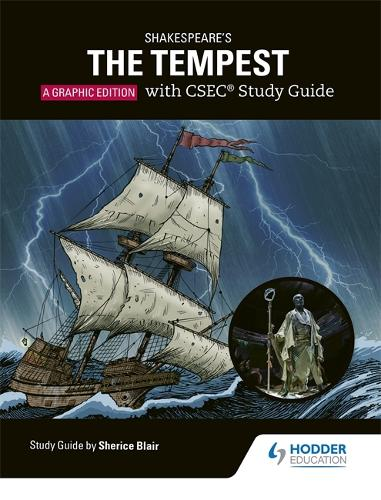 Shakespeare's The Tempest: A Graphic Edition with CSEC Study Guide (Paperback)