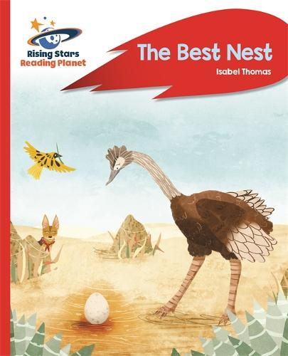 Reading Planet - The Best Nest - Red A: Rocket Phonics - Rising Stars Reading Planet (Paperback)