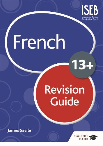 French for Common Entrance 13+ Revision Guide (Paperback)