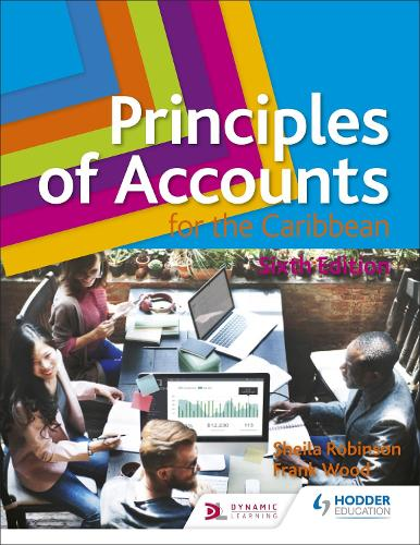 Principles of Accounts for the Caribbean: 6th Edition (Paperback)