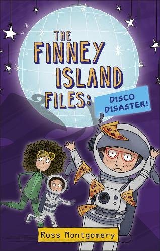 Reading Planet KS2 - The Finney Island Files: Disco Disaster - Level 2: Mercury/Brown band - Rising Stars Reading Planet (Paperback)
