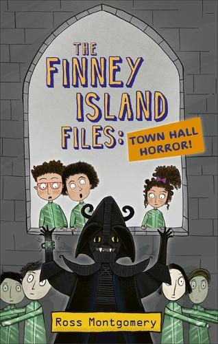 Reading Planet KS2 - The Finney Island Files: Town Hall Horror! - Level 3: Venus/Brown band - Rising Stars Reading Planet (Paperback)