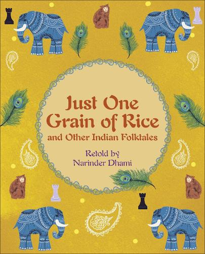 Reading Planet KS2 - Just One Grain of Rice and other Indian Folk Tales - Level 4: Earth/Grey band - Rising Stars Reading Planet (Paperback)