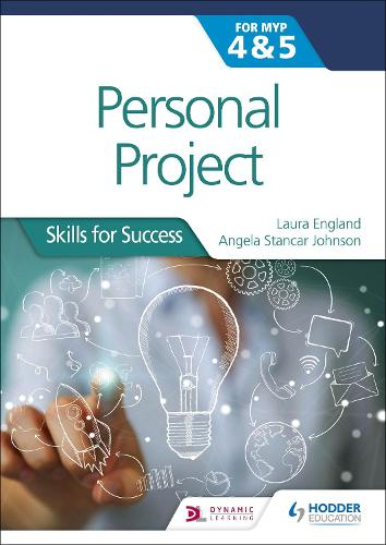 Personal Project for the IB MYP 4&5: Skills for Success (Paperback)