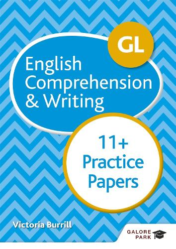 GL 11+ English Comprehension & Writing Practice Papers (Paperback)