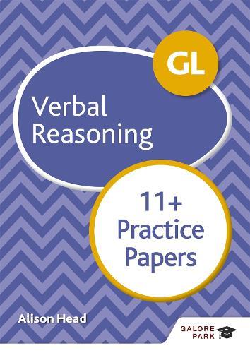 GL 11+ Verbal Reasoning Practice Papers (Paperback)