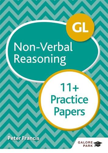 GL 11+ Non-Verbal Reasoning Practice Papers (Paperback)