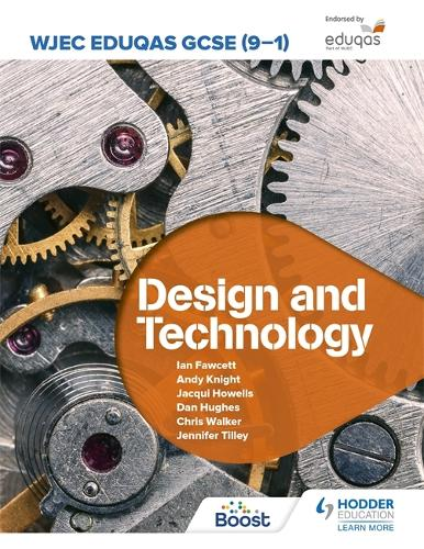 WJEC Eduqas GCSE (9-1) Design and Technology (Paperback)