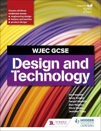 WJEC GCSE Design and Technology (Paperback)