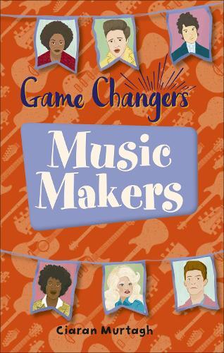 Reading Planet KS2 - Game-Changers: Music-Makers - Level 1: Stars/Lime band - Rising Stars Reading Planet (Paperback)