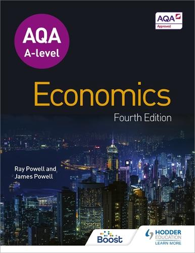 AQA A level Economics Fourth Edition (Paperback)