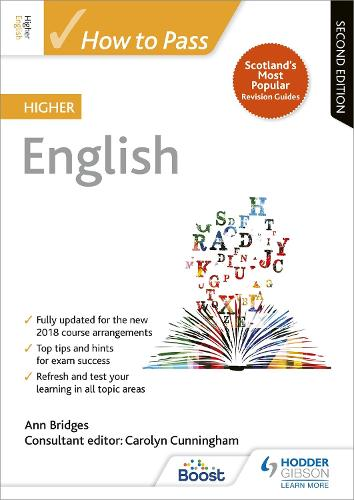 How to Pass Higher English: Second Edition - How To Pass - Higher Level (Paperback)
