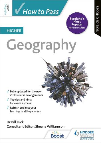 How to Pass Higher Geography: Second Edition - How To Pass - Higher Level (Paperback)