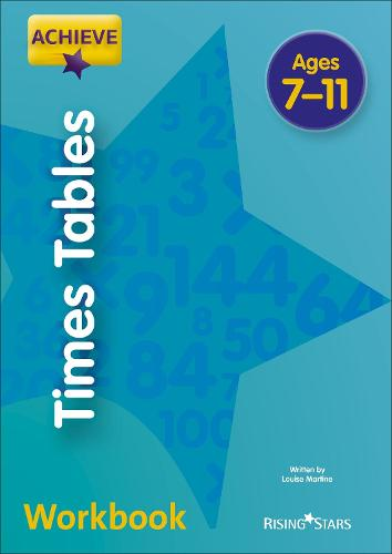 Achieve Times Tables (Paperback)