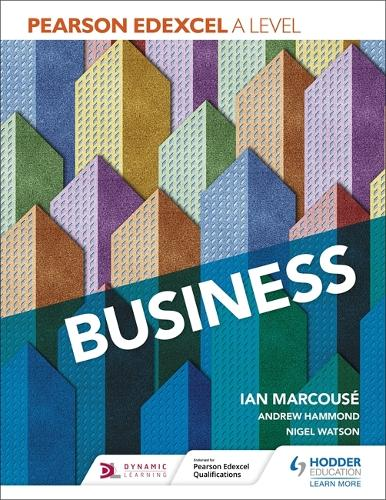Pearson Edexcel A level Business (Paperback)