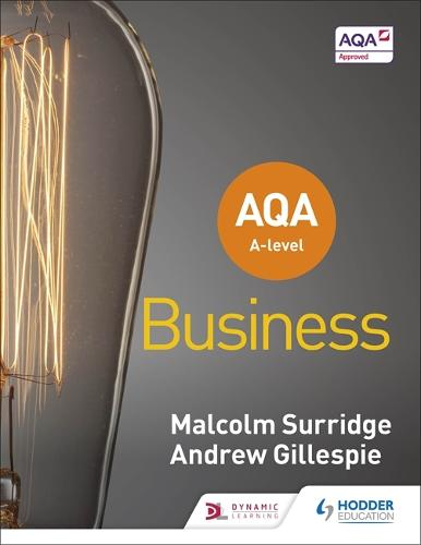 AQA A-level Business (Surridge and Gillespie) (Paperback)