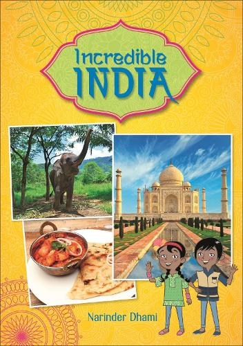 Reading Planet KS2 - Incredible India - Level 4: Earth/Grey band - Rising Stars Reading Planet (Paperback)