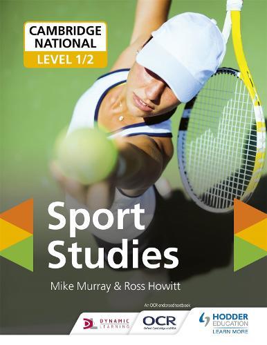 Cambridge National Level 1/2 Sport Studies (Paperback)