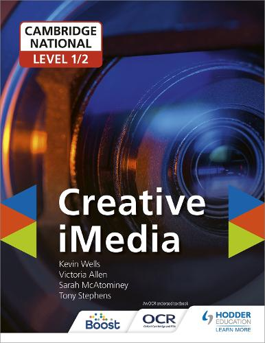 Cambridge National Level 1/2 Creative iMedia (Paperback)