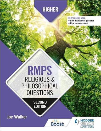Higher RMPS: Religious & Philosophical Questions: Second Edition (Paperback)