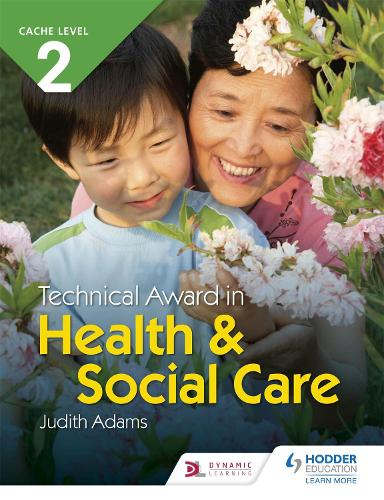 CACHE Level 2 Technical Award in Health and Social Care (Paperback)