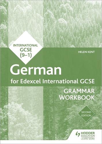 Edexcel International GCSE German Grammar Workbook Second Edition (Paperback)