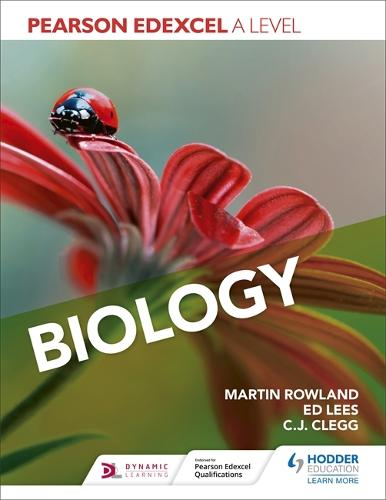 Pearson Edexcel A Level Biology (Year 1 and Year 2) (Paperback)