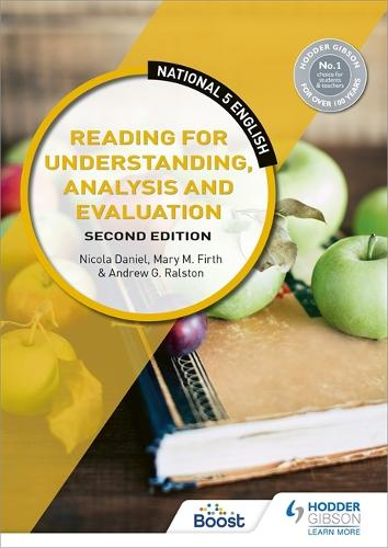 National 5 English: Reading for Understanding, Analysis and Evaluation: Second Edition (Paperback)
