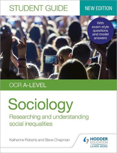 OCR A-level Sociology Student Guide 2: Researching and understanding social inequalities (Paperback)