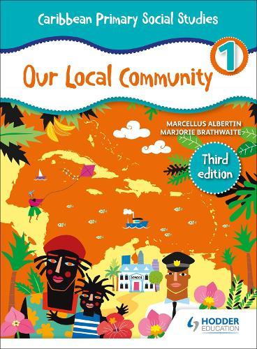Caribbean Primary Social Studies Book 1 (Paperback)