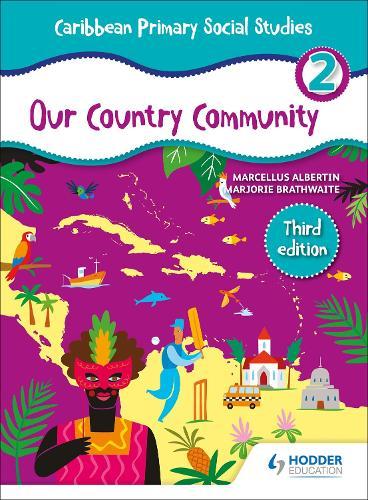 Caribbean Primary Social Studies Book 2 (Paperback)