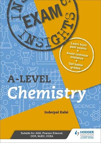 Exam Insights for A-level Chemistry (Paperback)