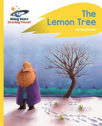 Reading Planet - The Lemon Tree - Yellow C: Rocket Phonics - Rising Stars Reading Planet (Paperback)