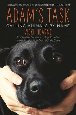 Adam's Task: Calling Animals by Name (Paperback)