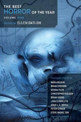 The Best Horror of the Year Volume Nine (Paperback)