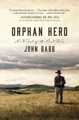 Orphan Hero: A Novel of the Civil War (Paperback)