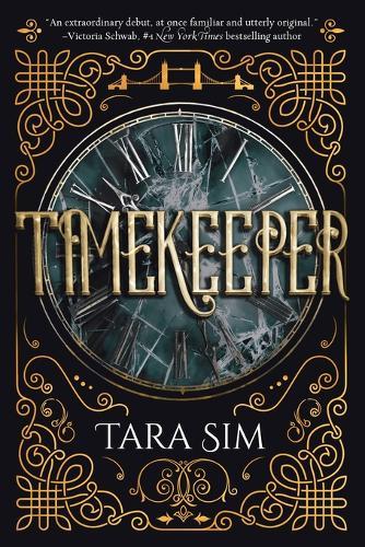 Timekeeper - Timekeeper 1 (Paperback)