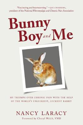 Bunny Boy and Me: My Triumph over Chronic Pain with the Help of the World's Unluckiest, Luckiest Rabbit (Hardback)