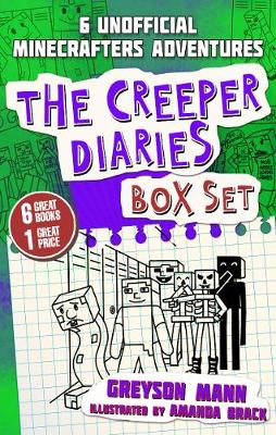 The Creeper Diaries Box Set: Six Unofficial Adventures for Minecrafters! (Paperback)